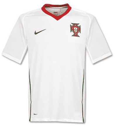Portugal 2008 auswärts
