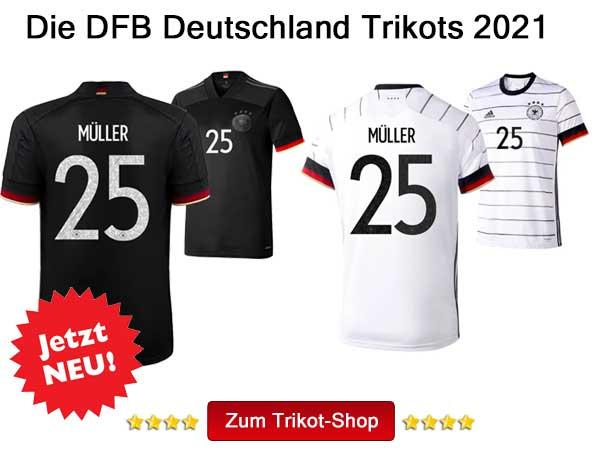 Das neue DFB Trikot 2021 kaufen!